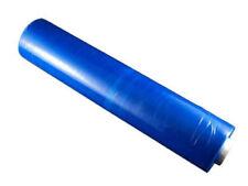 6 x BLUE Strong Rolls Pallet Stretch Shrink Wrap Parcel Packaging CLING FILM