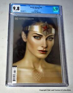Wonder Woman 765 Middleton Variant CGC 9.8 DC Comic Book 2020