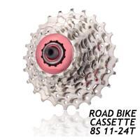MTB Mountain Bike Rear Hub 8 Speed Freewheel/Cassette Flywheels Sprockets 11~25T