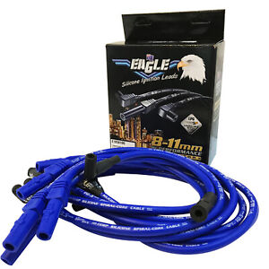 EAGLE 10.5mm 8cyl Ignition Lead Kit Fits Chevrolet