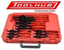 Tool Hub 9693 Professional Snap ring pliers set 12 Piece
