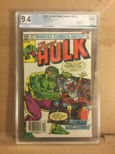 Incredible Hulk  #271 1st App Rocket Raccoon PGX 9.4 Not CGC