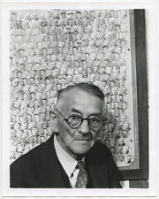 1950-60S EXECUTIVE W/ GLASSES   COLLAGE OF MEN VINT PHOTO REPRINT ONLY