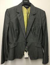 Cappotti e giacche da donna grigio formale in cotone