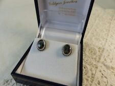 Treated Topaz Fine Earrings
