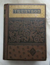 New listing Tennyson The Poetical Works of Alfred Complete Edition 1883 Illustrated Small Sz
