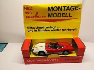 Tekno Made in Denmark # 931 Monza GT offen Montage Modell näher. s.Bilder