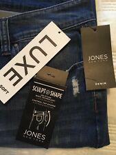 28763031d9a6d JONES NEW YORK Womens Size 24W Madison Plus Size Skinny Jeans