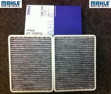 BMW E39 5 Series Pollen/Microfilter set of 2 MAHLE oe LAK73/S 64112182533
