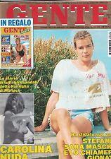 1992 06 15 - GENTE - ANNO XXXVI - N.25 - 15 06 1992 - STEFANIA DI MONACO