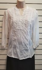 Capture ladies top Size 12 #3392 Holiday Casual Career Holiday Weekend Cruise