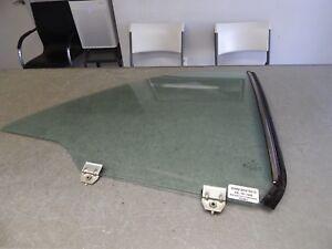 W124 COUPE 300CE E320 QUARTER GLASS - RIGHT REAR