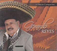 Gerardo Reyes 3 Discos Compactos Cd Nuevo Sellado