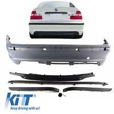 BMW E46 M-tech Stoßstange Hinten Heck Limousine M LOOK 98-01 M-Technik II Bumper