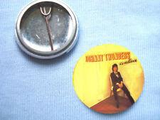 Johnny Thunders - So Alone 25mm badge MC5 Stooges  Sex Pistols New York Dolls