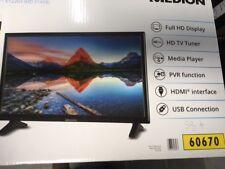 "CHEAP 21.5"" 54cm Full HD LED TV DVD COMBO HDMI E12203 (MD 21458) 12V FOR CARAVAN"