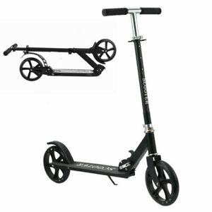 Erwachsene Scooter Roller Kinder Roller Scooter Kickroller Cityroller  Klappbar