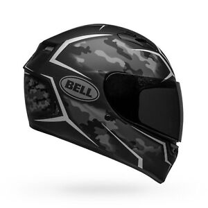 BELL QUALIFIER MOTORCYCLE HELMETS STEALTH CAMO DOT APPROVED FREE SHIPPING NEW