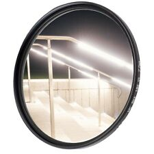 77mm Black Pro Mist 1/4 Filter. Soft Focus Diffuser Highlight Control