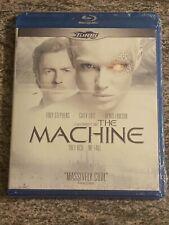 The Machine (Blu-ray, Turbo by Xlrator, 2013 Sci-Fi Film) Brand New / Sealed