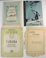 Bunte Mischung Notenblätter Walzer Foxtrot Tango Piano Klaviernoten gates B7689