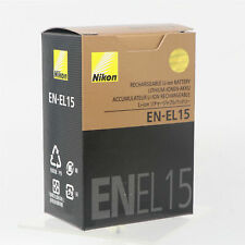 Nikon EN-EL15 Battery For Nikon D7000 D7100 D7200 D800 D800E D810 D750 V1 D600