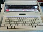 Brother ML-300 Electronic Dictionary Typewriter - White
