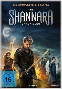The Shannara Chronicles - komplette Staffel 2 (auf 3 DVDs)