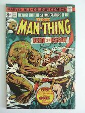Marvel - Man-Thing April 1975 No. 16