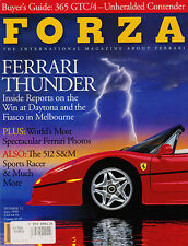 Forza Magazine Jun 1998 #11 - Ferrari, The photographic images of Ron Kimball