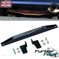 BLACK LOWER TIE BAR fit HONDA CIVIC EP2 EP3 INTEGRA DC5 EM2 TYPE R BEAKS