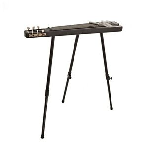 Lap Steel Guitar, Slide and Stand by Gear4music