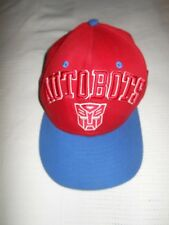 Autobot New Era Cap Hat One Size fits Most Adjustable Transformers 8ecdfd6feb46