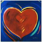 """Simon Bull Limited Edition """"To Hold You In My Heart"""" Giclee on Canvas"""