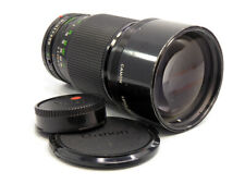 CANON FD 200MM F2.8 FAST PRIME TELEPHOTO LENS - IN USED CONDITION