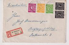 Gemeinsch.Ausg. Mi. 929 u.a., R-M.Gladbach 1, 4.2.47