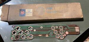 1960 60 61 Buick Invicta LeSabre Instrument cluster printed circuit NOS 1587650