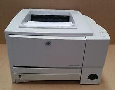 HP LaserJet 2200DN 2200 A4 Duplex & Network Ready USB Laser Printer + Warranty