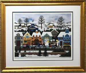 "Jane Wooster Scott ""Fighting Back"" CUSTOM FRAMED Lithograph Hand Signed Numbered"