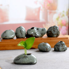 Ceramic Small Creative Vase Art Decor Hydroponic Flower Planter Home Ornaments