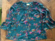 Anthropologie -maeve- Top Size L
