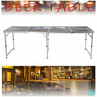 Beer Table Tennis Table Waterproof Portable Folding Game Desk For Camping Party