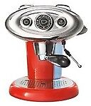 Illy X7.1 Espresso Machine - Black (For parts)