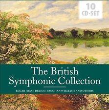 The British Symphonic Collection (CD, 2011, 10 Discs, Membran) 10 CD box set