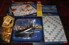 SUPERB ZYNGA WORDS WITH FRIENDS CLASSIC GAME BY HASBRO UNPLAYED CONTENTS MIB