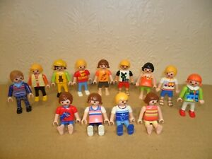 PLAYMOBIL CHILDREN FIGURES (Spare Kids,Job Lot)