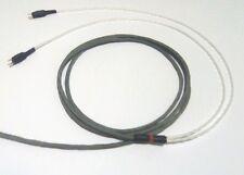 Sennheiser HD 600/hd 650/hd 580 (hd700 sur demande) Plaqué argent OFC Câble