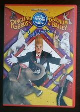 Ringling Bros & Barnum & Bailey Presents Bellobration 137th Edition Souvenir DVD