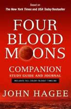 (Good)-Four Blood Moons Companion Study Guide and Journal: Charting the Course o