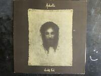 ANDWELLA Worlds end, first press 1970 REF L6 LP RECORD Gatefold vinyl UK Rock